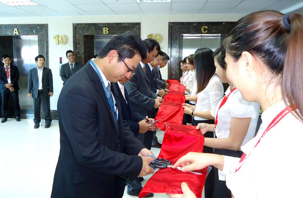 Thay đổi địa chỉ VPĐD Công ty tại Hà Nội