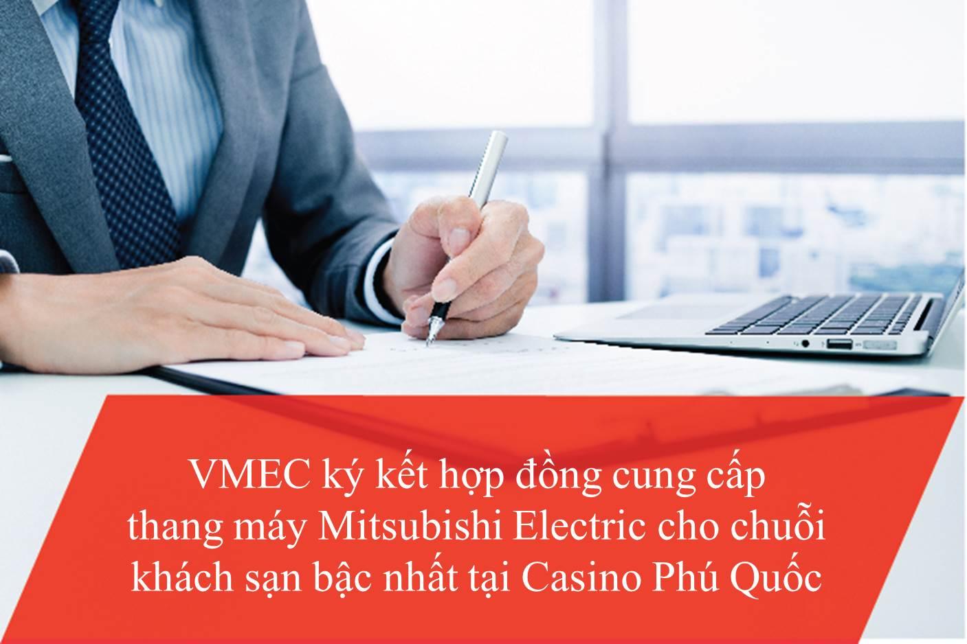 Thang máy Mitsubishi tại chuỗi khách sạn bậc nhất - Casino Phú Quốc