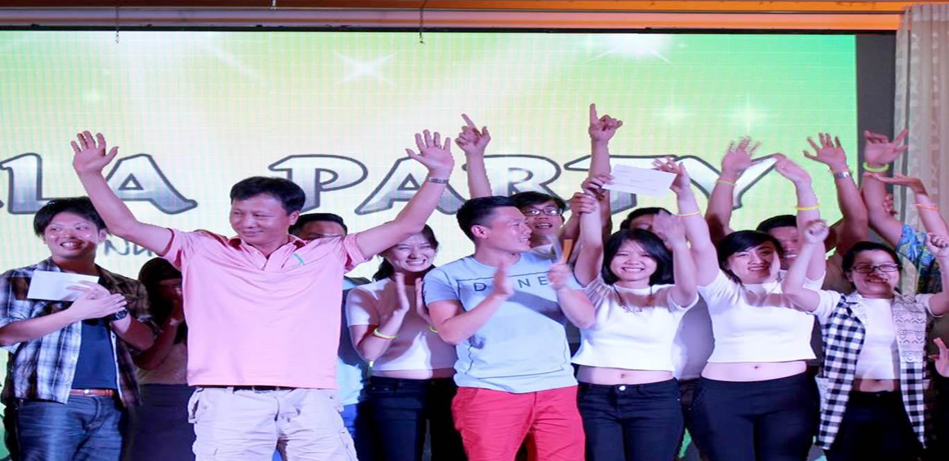 VMEC sôi động Gala Party tại Thành phố biển Nha Trang