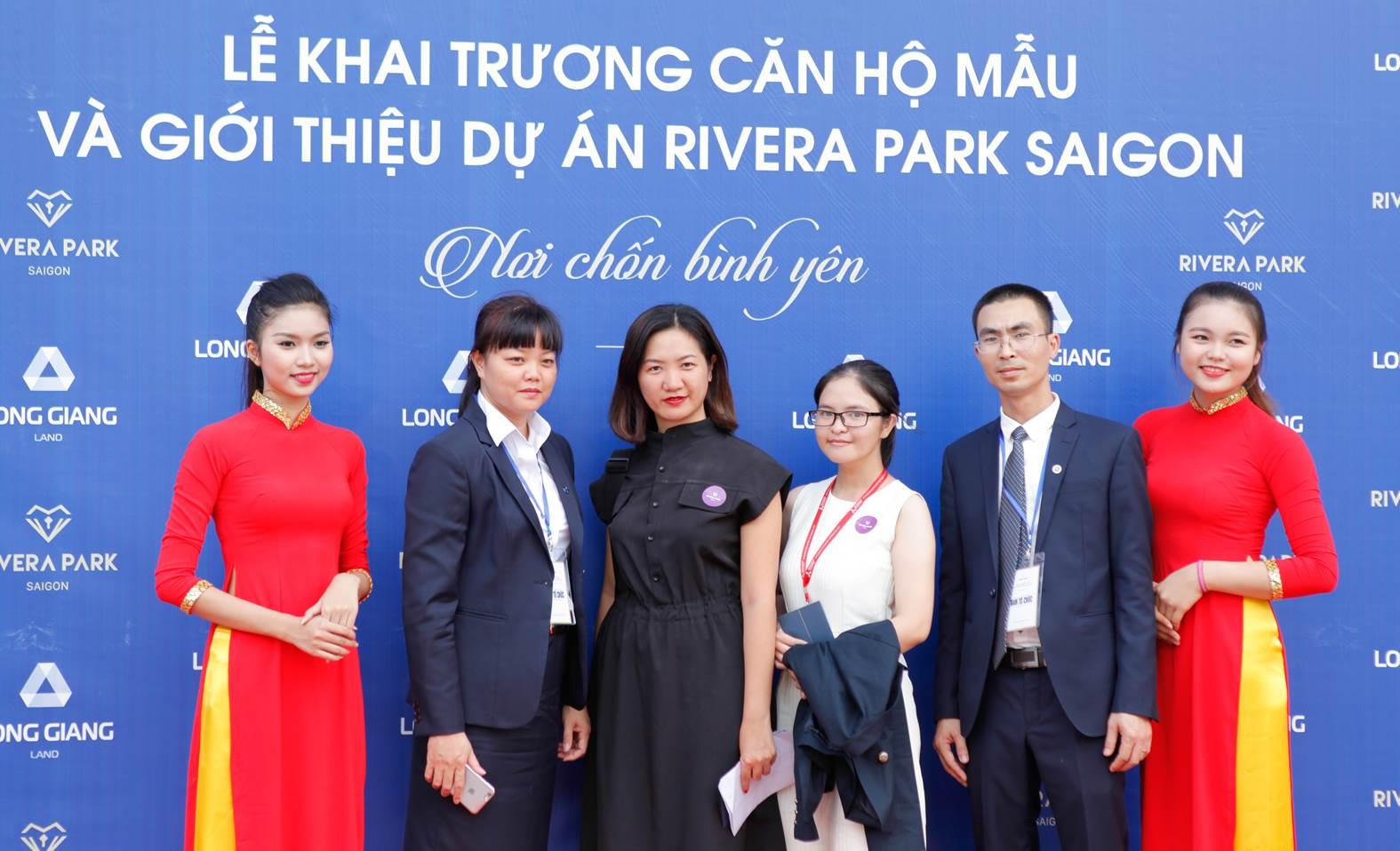 """Đại diện VMEC tham dự """"Lễ khai trương căn hộ mẫu Rivera Park Sài Gòn"""""""