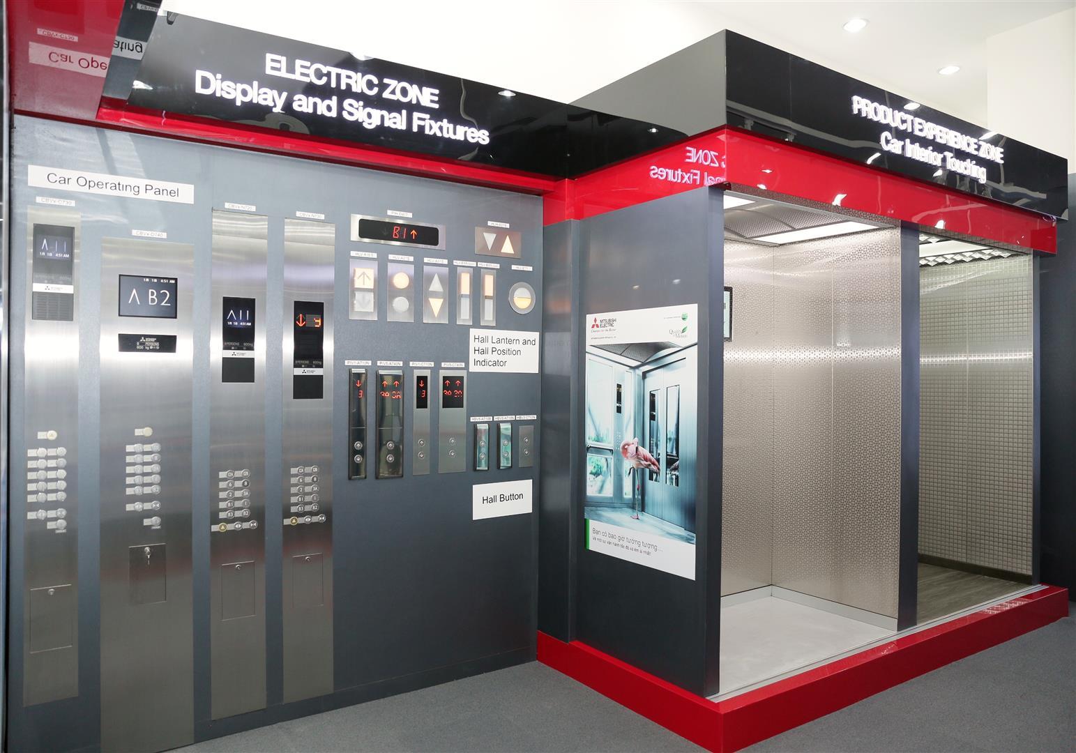 VTC1 Mitsubishi Electric ra mắt phòng trưng bày sản phẩm tại Hà Nội