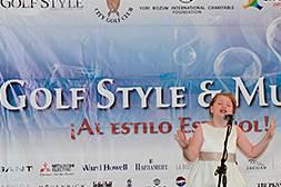 Russia – Hỗ trợ sự kiện âm nhạc và giải thi đấu Golf Style nhằm gây quỹ từ thiện giúp đỡ trẻ em cơ nhỡ phát huy tài năng (Culture and Arts, Sports)