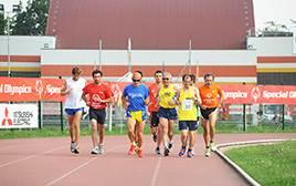 Italy – Chương trình tự nguyện hỗ trợ người thiểu năng trí tuệ tham gia hội thao Special Olympics (Culture and Arts, Sports)