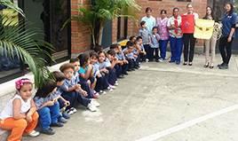 Colombia – hoạt động từ thiện hiến máu nhân đạo, gây quỹ tình thương, mở lớp học, tài trợ thể dục thể thao, hỗ trợ lương thực đối với các gia đình khó khăn, trẻ em, học sinh cần sự giúp đỡ đặc biệt, người già neo đơn và cứu trợ thiên tai (Social Welfare)