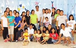 Philippines – Hoạt động thăm viếng và hỗ trợ vật chất lẫn tinh thần cho các em nhỏ mồ côi tại nhà tình thương Mother Caterina Roncalli (Social Welfare)