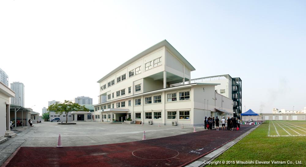THE JAPANESE SCHOOL OF HA NOI
