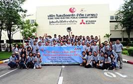 Thailand – Ngày hội vệ sinh trạm xe buýt nhằm làm sạch bầu không khí và tạo ra không gian an toàn cho các hành khách đứng chờ, đón xe cùng cư dân sinh sống gần trạm (Environmental Conservation)