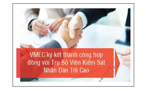 VMEC cung cấp thang cuốn cho Trụ Sở Viện Kiểm Sát Nhân Dân Tối Cao